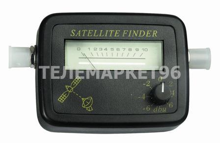 Прибор для настройки спутниковых антенн стрелочный SAT-Finder