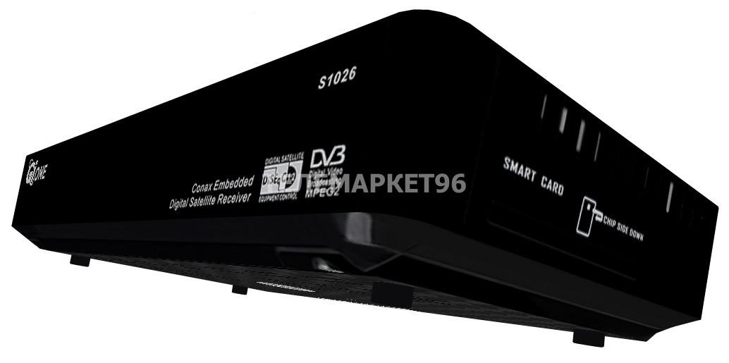Спутниковый ресивер Galaxy Innovations GI-ONE S1025 (Телекарта ТВ)