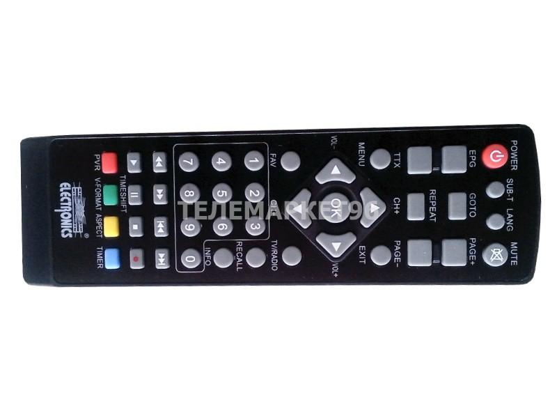 Цифровая эфирная приставка Elektronics EL2103HD