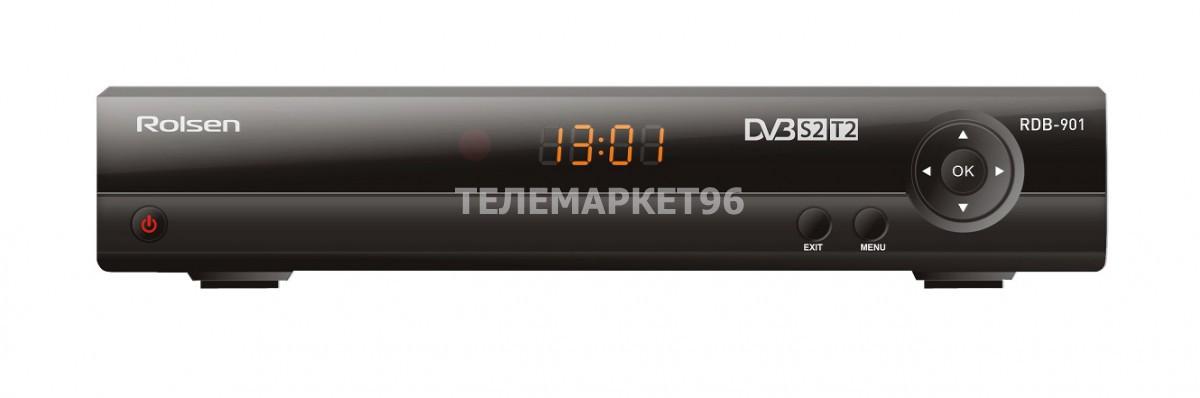Ресивер комбинированный Rolsen RDB-901