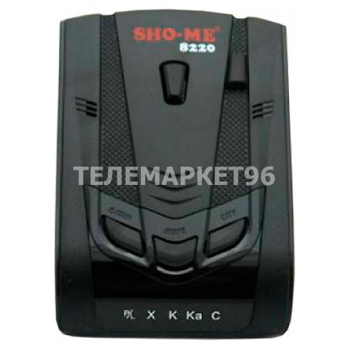 Автомобильный радар-детектор SHO-Me STR-8220