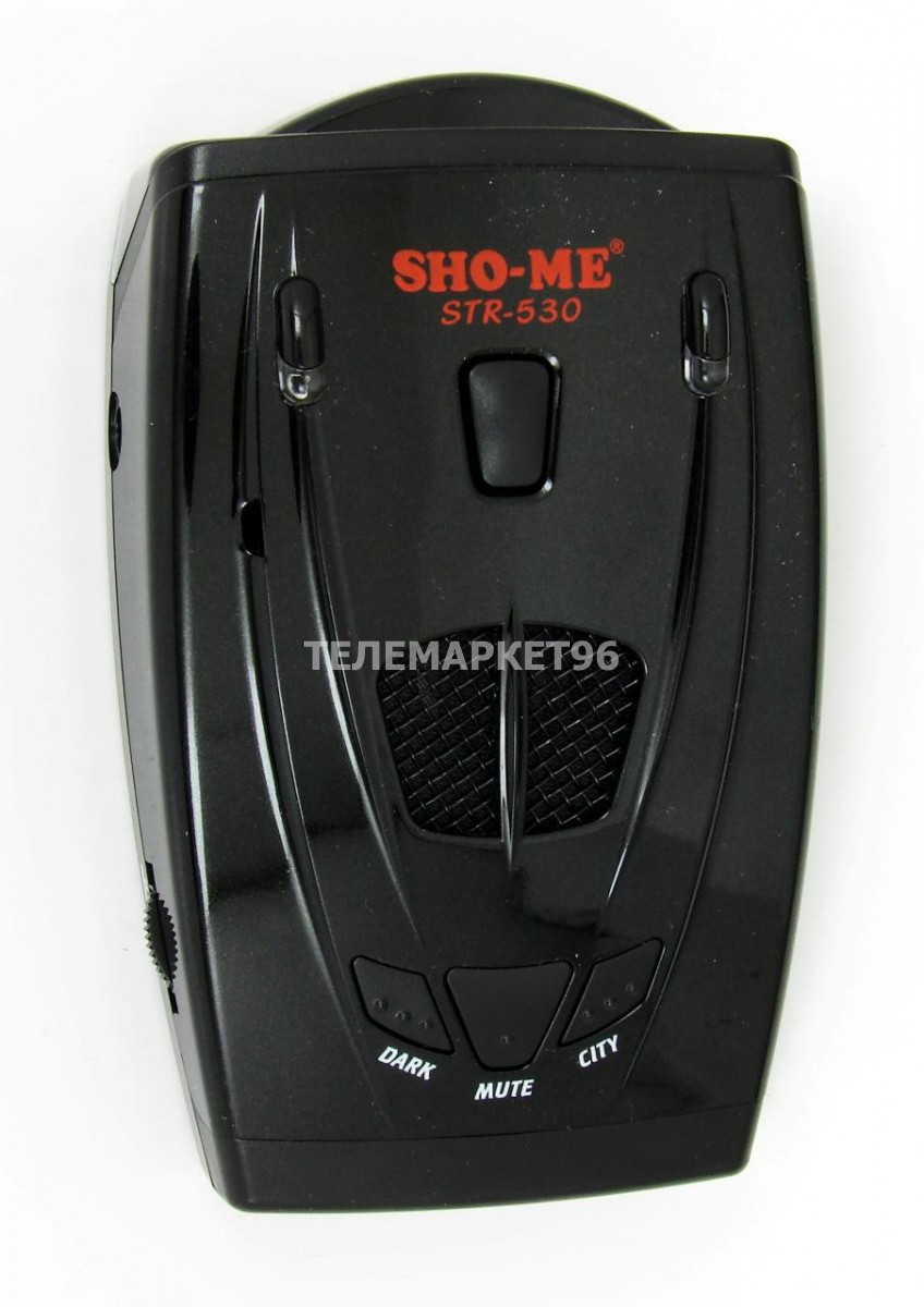 Автомобильный радар-детектор SHO-Me STR-530