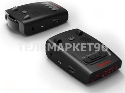 Автомобильный радар-детектор SHo Me G-800 со встроенным приемником GPS