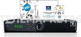 Ресивер спутниковый Sagemcom DSI87-1 HD НТВ