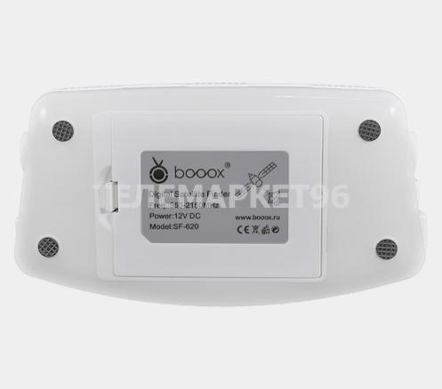 Прибор для точной настройки спутниковых антенн Booox SF-620 со спектроанализатором