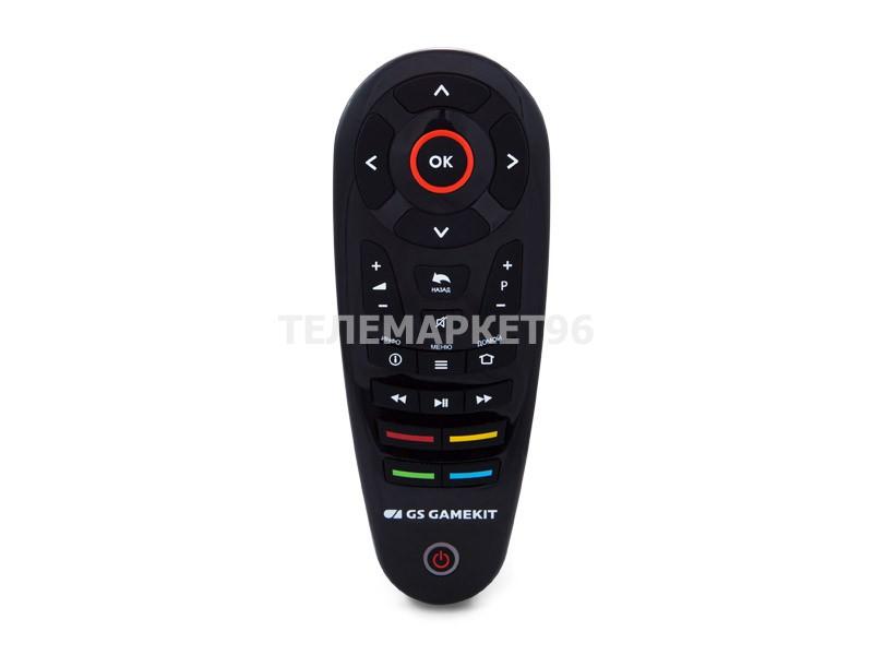 Игровая приставка- цифровой ресивер Триколор ТВ GS Gamekit